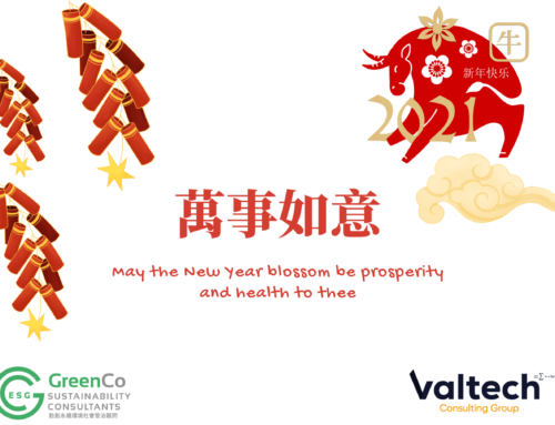 GreenCo Wish You A Safe & Joyous Chinese New Year