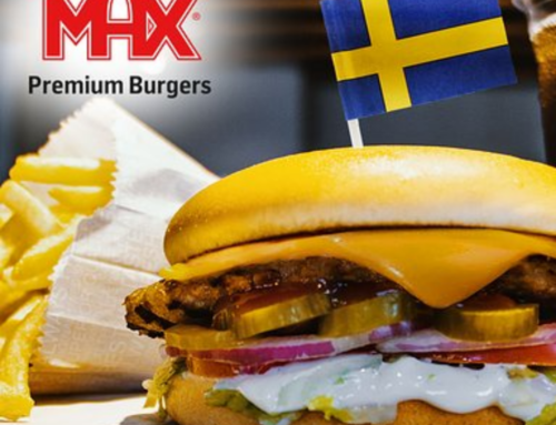 Climate-Positive Burgers : Max Burgers in Sweden